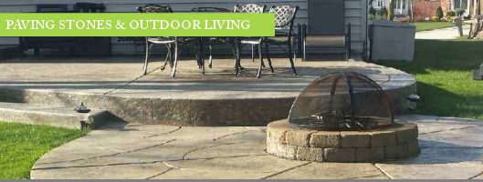 Pavers & Outdoor Living